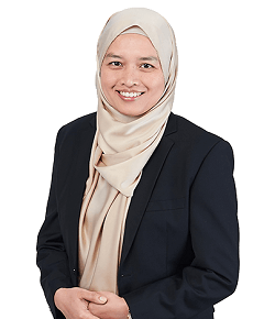 Dr. Adzlina Jaaffar