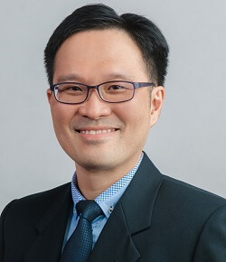 Dr. Benjamin Chuah
