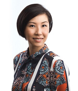 Dr. Candice Wang Peiying