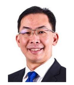 Dr. Chin Pak Lin