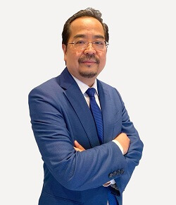 Dr David Khoo Sin Keat