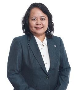 Dr. Fawziah Tan Sri Dato' Ishak