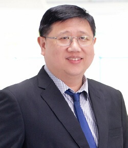 Dr. Han Pei Kwong