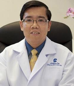 Mr. Kingston Yeoh