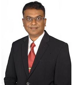 Mr. Kirubakaran Malapan