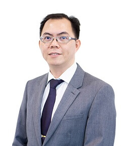 Dr. Lau Peng Choong