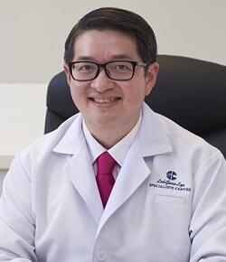 Dr. Low Kah Pin