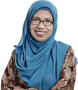 Dr. Mazidah Bt Mohmad Zin