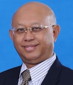 Dr. Mohd Shahrom Ujang