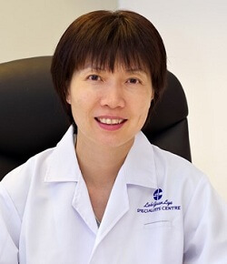 Dr. Nellie Cheah Lay Chin