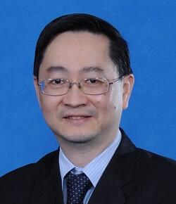 Dr. Ngim Chin Aik