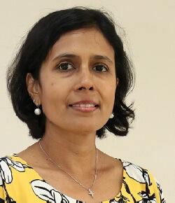 Dr. Nisha Angela Dominic