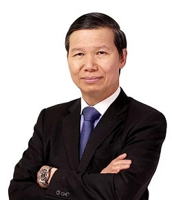 Dr. Pau Kiew Kong