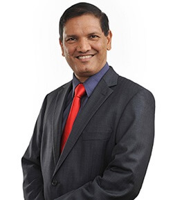 Dr. Rajesh P. Shah