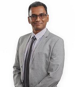 Dr. Somaskandar S