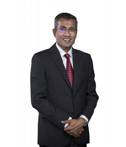 Dr. Thiruventhiran Thilaganathan