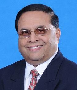 Dr. V.K Ravindran