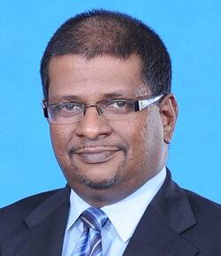 Dr. Yudisthra M Ganeshadeva