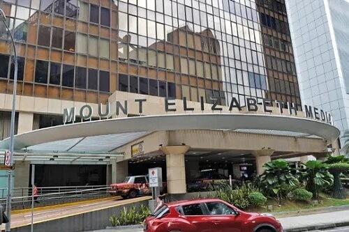Mount Elizabeth Hospital