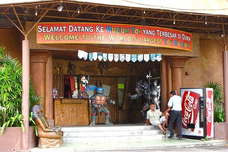 Penang Toys Museum